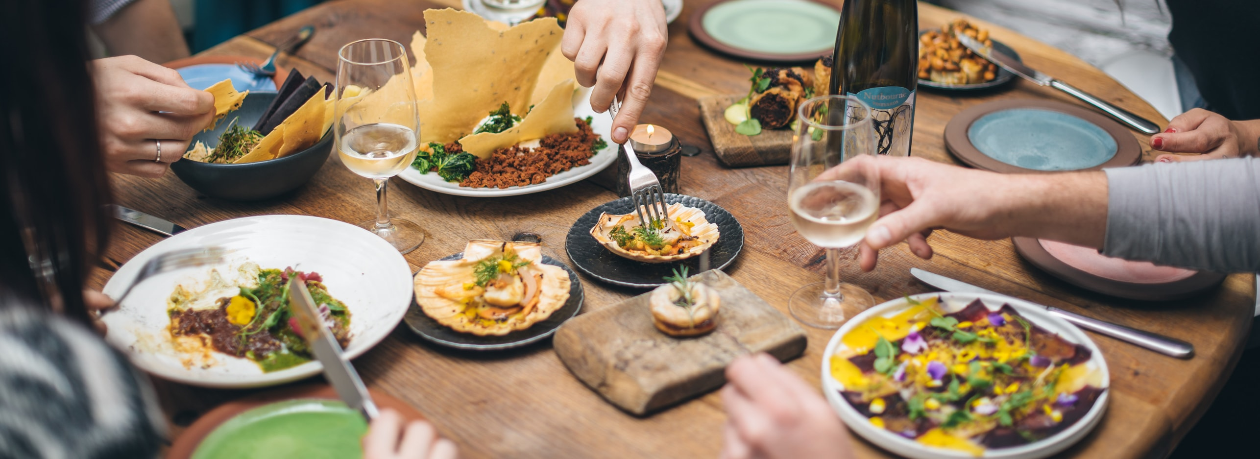 Dinner in the dark london dating online